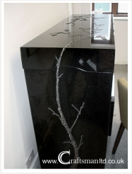 Artistic Granite Table